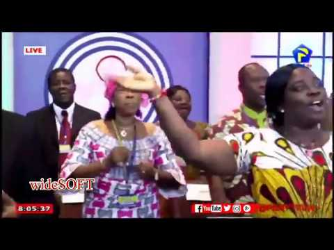 Power Praise led by Sofo Boate @ Ministers and Wives Conf. 2018