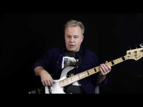 Aint No Sunshine Bass Guitar Lesson - Bill Withers - Minor Blues