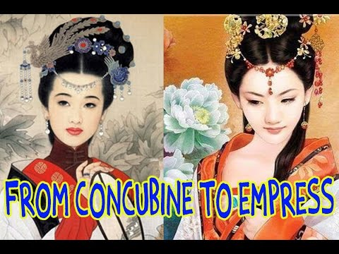 7 BEAUTIFUL Concubines Who Eventually RULED China