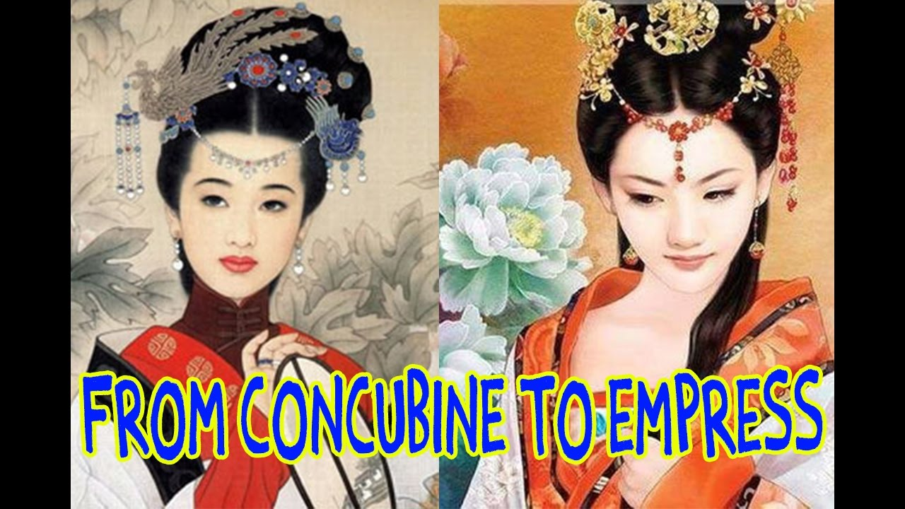 Download 7 BEAUTIFUL Concubines Who Eventually RULED China