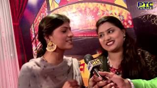 """Nooran Sisters Singing """"Patakha Guddi"""" I Red Carpet I PTC Punjabi Music Awards 2015..."""