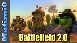 Battlefield 2.0 - Squad Up! Plants Vs Zombies Garden Warfare (pc)