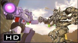 Transformers: Megatron vs G1 Megatron (SFM Transformers 5 Fight Animation Scene)