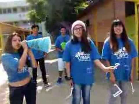 English Summer Camp Viña 2014 Lipdub- Katy Perry Roar Videos De Viajes