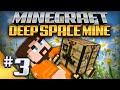 Minecraft - Deep Space Mine 3 - Minions