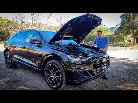 2019 Audi Q8 Review - A Lamborghini Urus For ONLY $80,000?