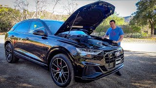 2019 Audi Q8 Review - A Lamborghini Urus For ONLY $80,000?