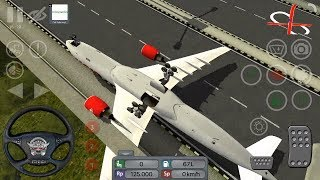 Gambar cover BUSSID : LION AIR AIRBUS A330-300 TERBALIK DI JALAN RAYA [BUS SIMULATOR ID]