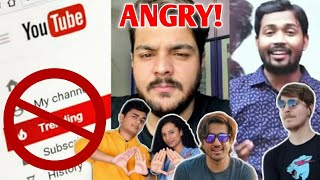 YouTube REMOVED Trending Section?! - YouTubers ANGRY! | Shorts $100M Fund, Khan Sir, YouTuber Arrest