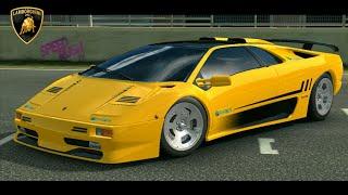 Real Racing 3 | Test Drive Time! 1995 Lamborghini Diablo SV