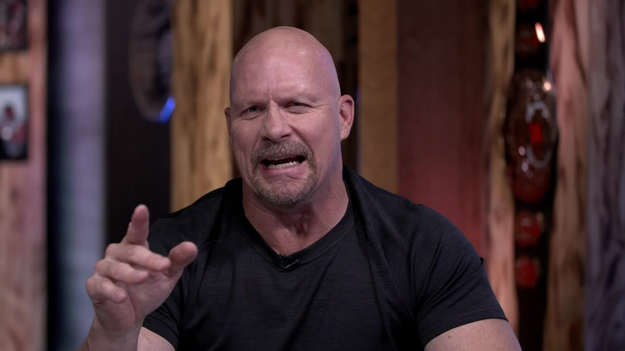 Steve Austin Talks Competition Between WWE And AEW