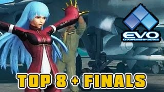 The King of Fighters XIV | EVO 2016 Tournament | TOP 8 + Finals (Frionel, Xiao Hai, Juicebox + more)