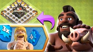 PIRATES SHIP DEFENSE!!🔸TROLL BROTHERS🔸Clash Of Clans