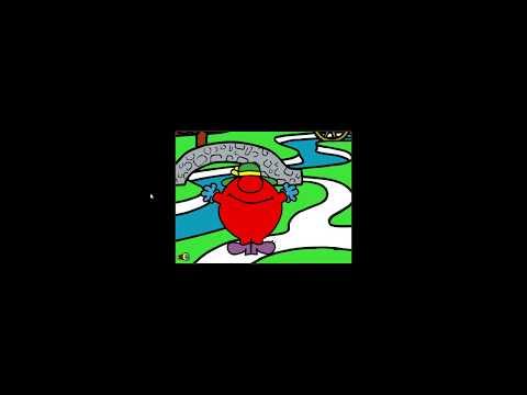 Mr Men Presents - Mr Nosey's Surprise Picnic