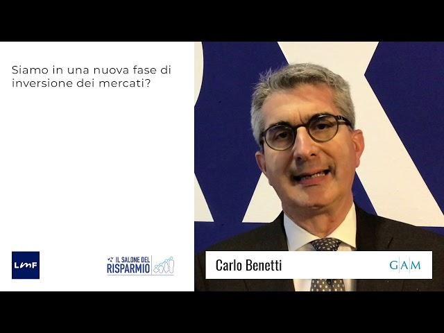 Carlo Benetti (GAM) - SdR19