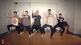 Jaalma (Resham Filili) | Dance By THE CARTOONZ CREW (Hip-hop/B-Boying)