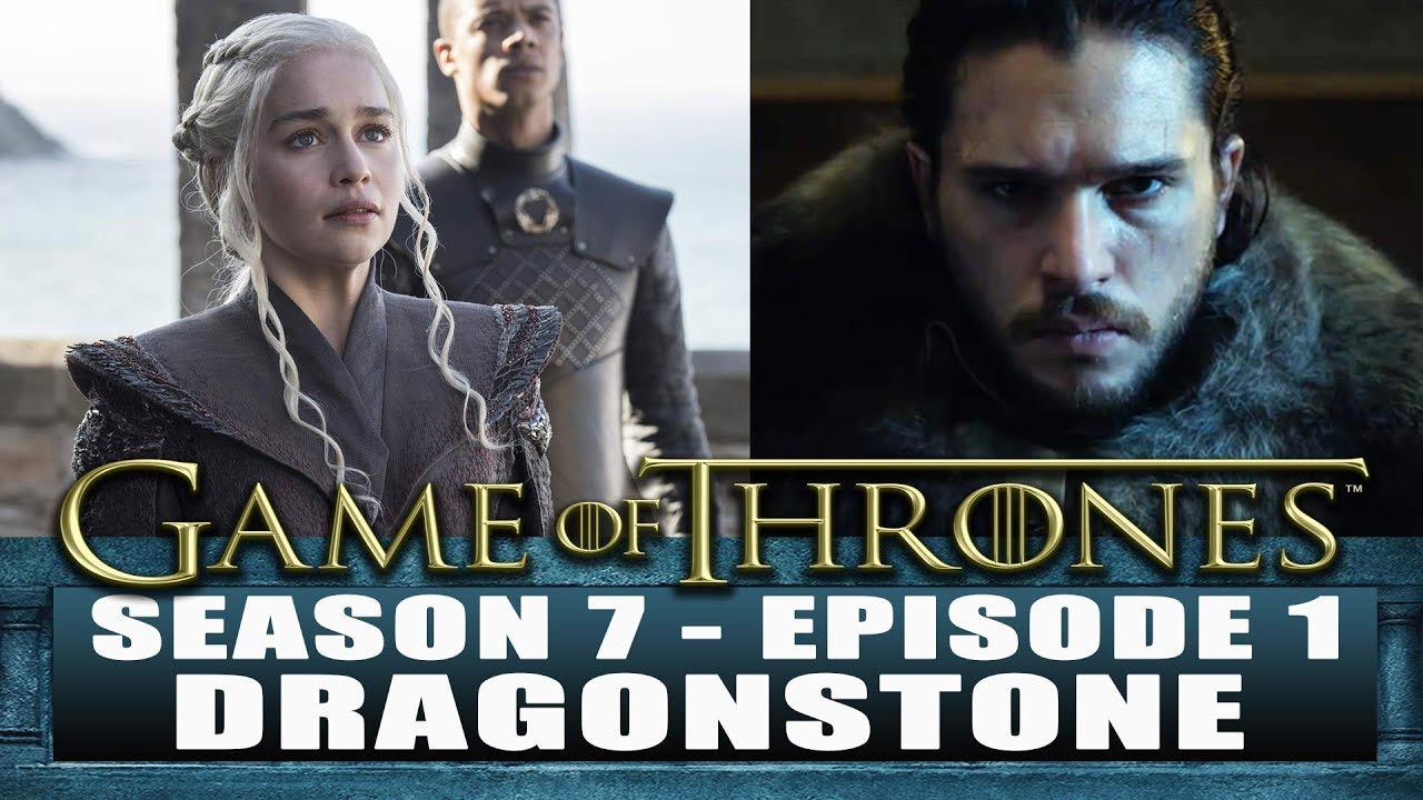 Game Of Thrones Season 7 Episode 1 Online