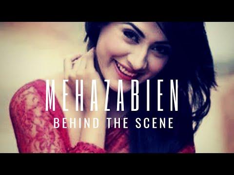 সেদিন রাতে | Sedin Rate | বাংলা নাটক | Behind the Shoot | Nisho | Mehajabien |  | Eid Drama 2018