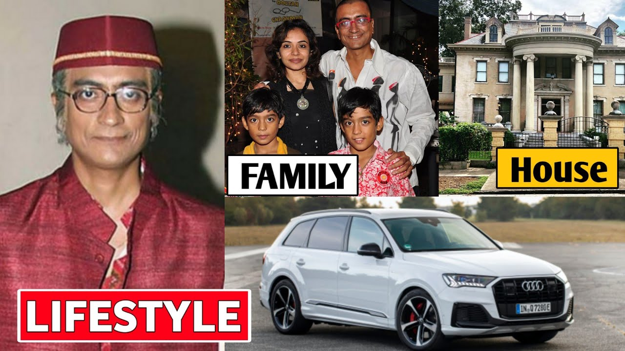 Download Amit Bhatt (Champaklal) Lifestyle 2021, Income, House, Wife, Son, Cars, Family, Bio & Net Worth