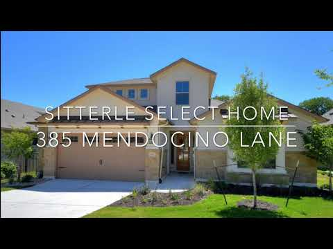 Sitterle Select Home - Ready For Move In - Belterra - Austin, TX