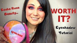 Kesha FTW Palette - Tutorial & Review