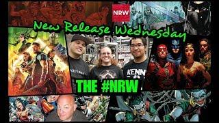 THE #NRW! Justice League! Thor Ragnarok! Bendis @ DC Comics! New Release Wednesday! @TheNRW