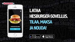 Hesburger-sovellus