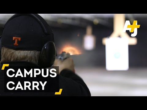 Should Students Carry Guns On Campus?