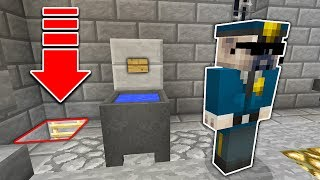 The ULTIMATE PRISON TROLL... | (Minecraft COPS AND ROBBERS)