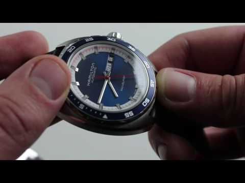 Hamilton American Classic Pan-Europ Luxury Watch Review