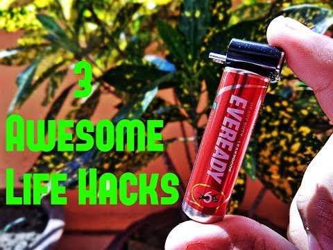 3 Awesome Life Hacks For Simplifying Your Daily Life!! | Invention Hacker