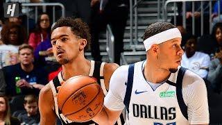 Dallas Mavericks vs Atlanta Hawks - Full Game Highlights   February 22, 2020   2019-20 NBA Season