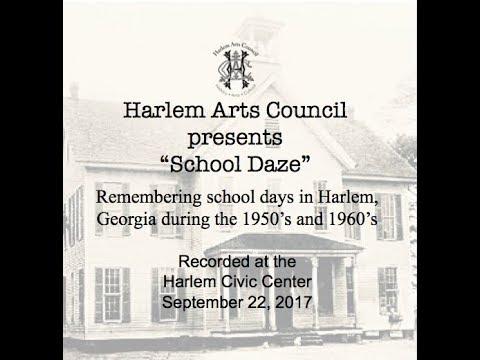 Harlem High School Memories