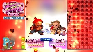 Akuma owns Donovan - Super Puzzle Fighter II Turbo HD Remix Playthrough
