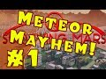 Surviving Mars: METEOR MAYHEM Let's Play -- Part 1