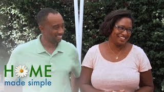 An Old Dresser Becomes A Designer's Dream | Home Made Simple | Oprah Winfrey Network