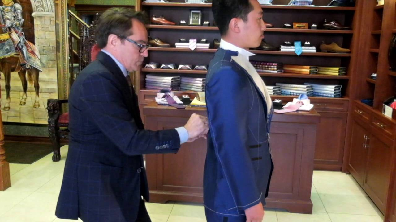 Best Made To Measure Suits (416) 924-6861 - YouTube