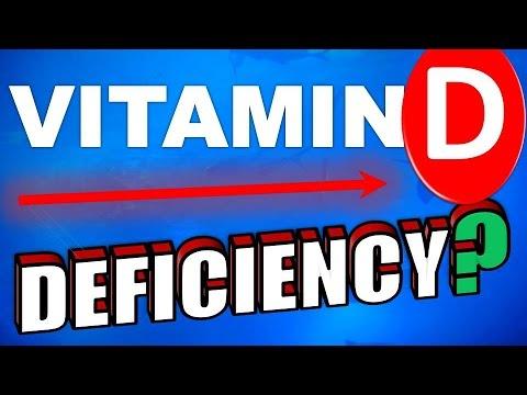 12 Signs & Symptoms of Vitamin D Deficiency