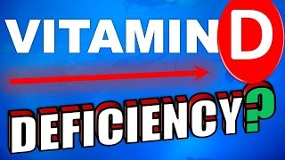 12 Signs & Symptoms of Vitamin D Deficiency