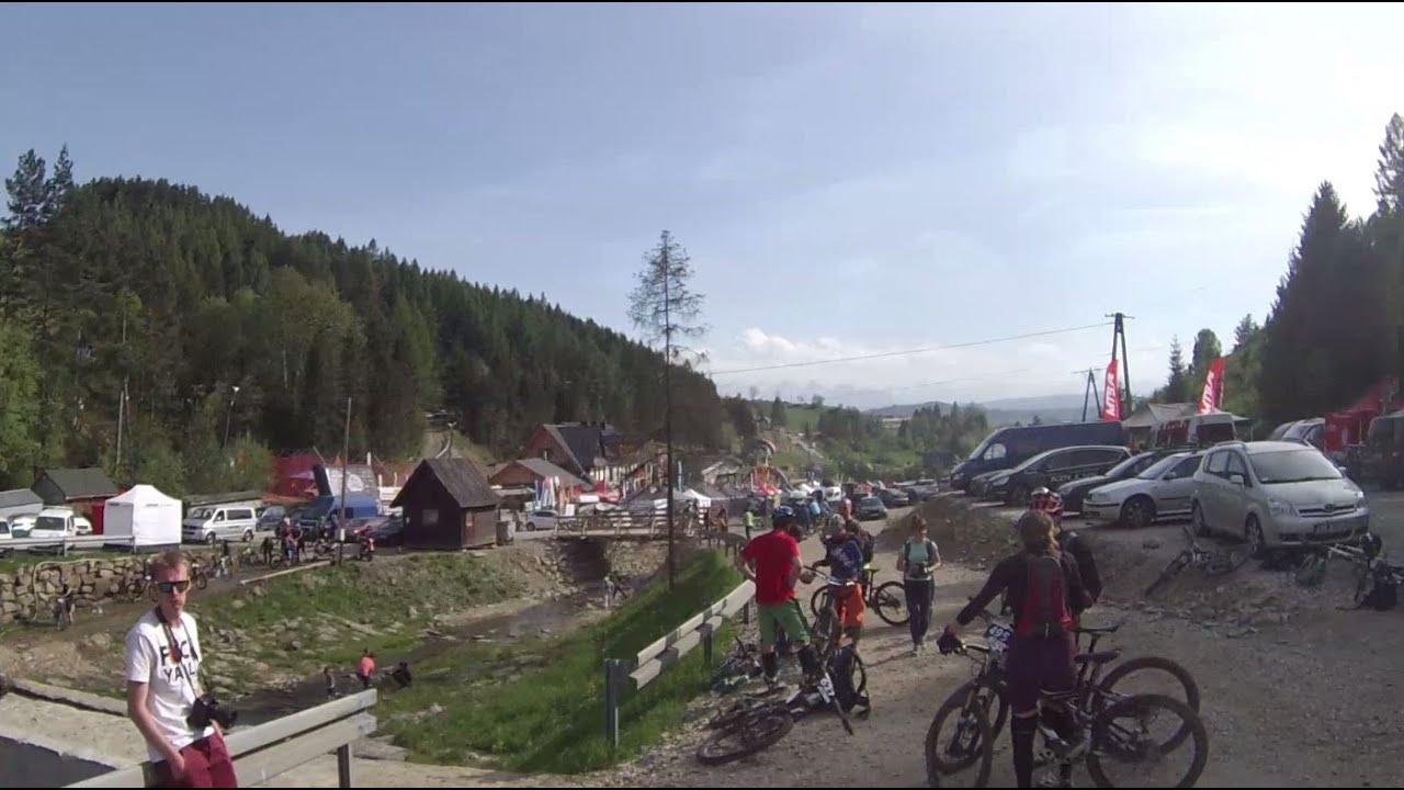 Trasa enduro os4 - zawody Joyride Kluszkowce 2015