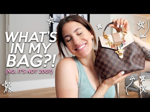 WHAT'S IN MY BAG...but make it 2019 | Jamie Paige