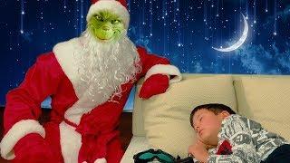 Гринч и Рождественские подарки