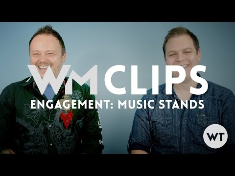 Congregational Engagement - Music Stands (CLIP)
