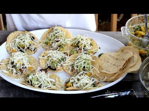 Fish Tacos Recipe Video On DCS Grill - BBQGuys.com