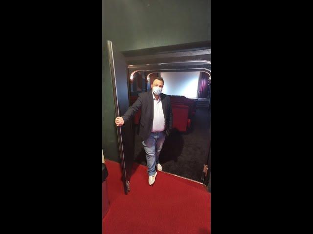 Saint-Pol : réouverture du cinéma Le Régency