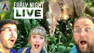 Rising to the Challenge in Disney's Animal Kingdom - Early Night Live