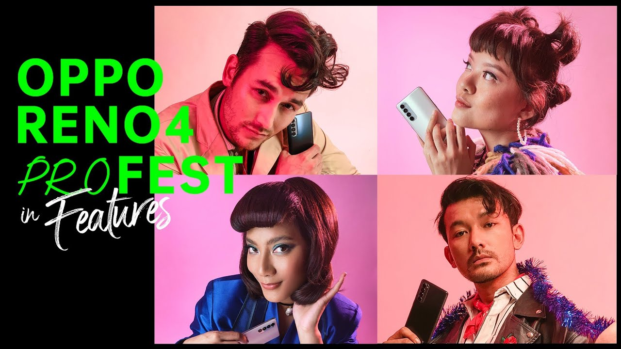 OPPO Reno4 Pro | Pro Fest Features Highlight