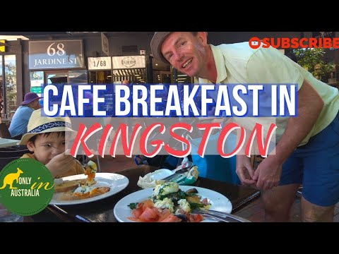 ON JARDINE CAFE | KINGSTON GREEN SQUARE | CAFE IN CANBERRA| RESTAURANT REVIEW| EATERIES IN CANBERRA