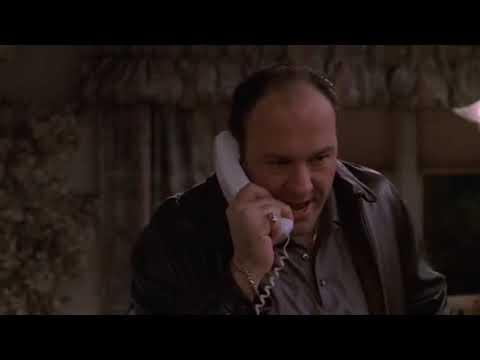 Janice Kills Richie Aprile   The Sopranos HD