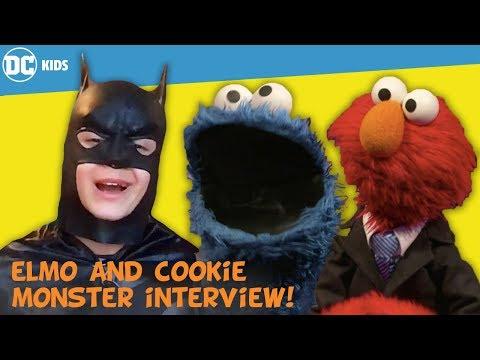 DC Kids Meet #Elmo and #CookieMonster!   DC Kids Show